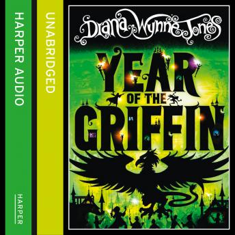 Year of the Griffin, Diana Wynne Jones