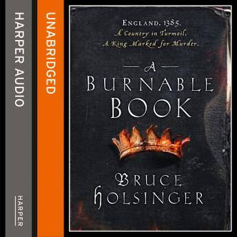 Burnable Book, Bruce Holsinger