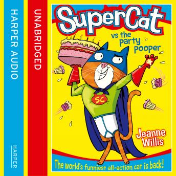 Supercat vs The Party Pooper, Jeanne Willis