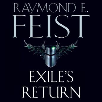 Exile's Return, Raymond E. Feist