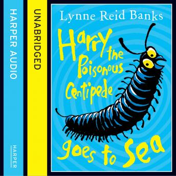 Harry the Poisonous Centipede Goes to Sea sample.