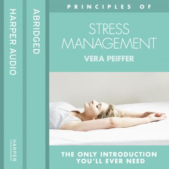 Stress Management: The only introduction you'll ever need sample.