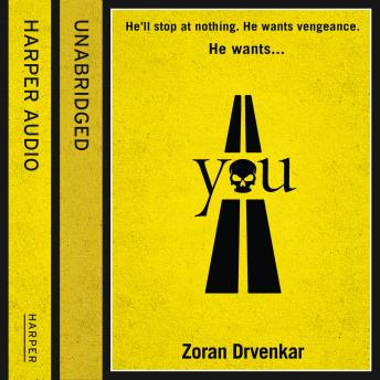 You, Zoran Drvenkar