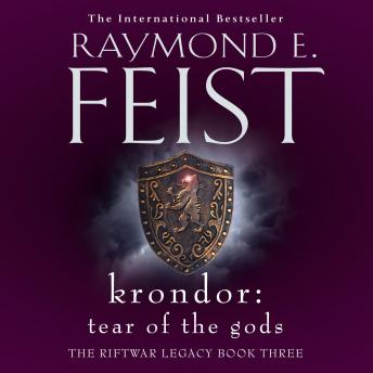 Krondor: Tear of the Gods, Raymond E. Feist