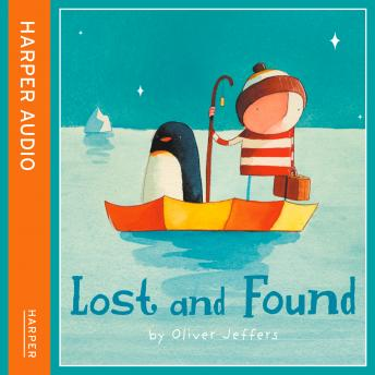 Lost and Found, Oliver Jeffers