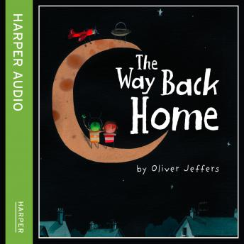 Way Back Home, Oliver Jeffers