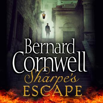 Sharpe's Escape, Bernard Cornwell