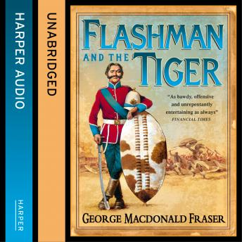 Flashman and the Tiger, George MacDonald Fraser