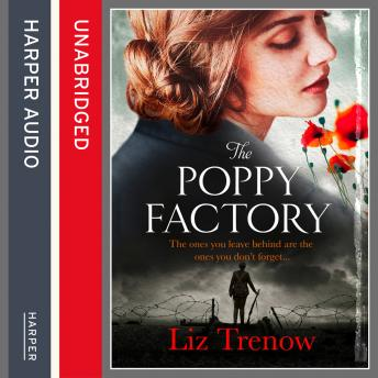 Poppy Factory, Liz Trenow
