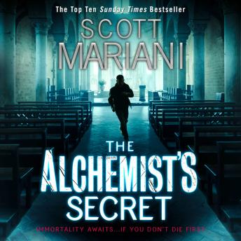 Alchemist's Secret, Scott Mariani