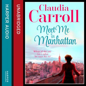 Meet Me In Manhattan, Claudia Carroll