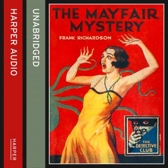 Mayfair Mystery: 2835 Mayfair, Frank Richardson