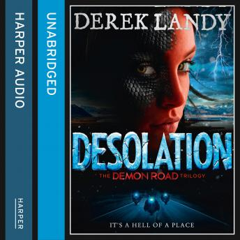 Desolation, Derek Landy