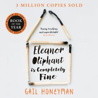 Download Eleanor Oliphant is Completely Fine by Gail Honeyman