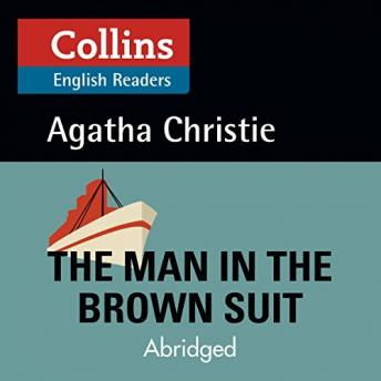 Man in the Brown Suit: B2, Agatha Christie