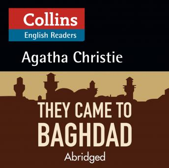 They Came to Baghdad: B2, Agatha Christie