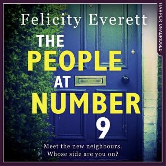 People at Number 9, Felicity Everett