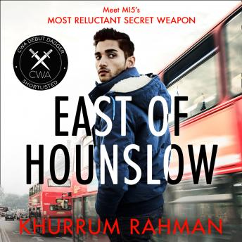 East of Hounslow, Audio book by Khurrum Rahman