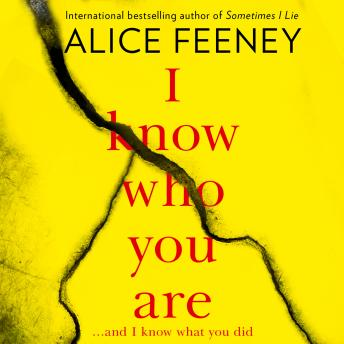 Download I Know Who You Are by Alice Feeney