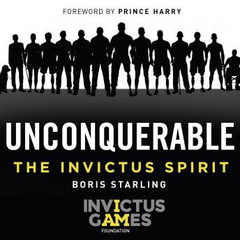 Unconquerable: The Invictus Spirit, Boris Starling