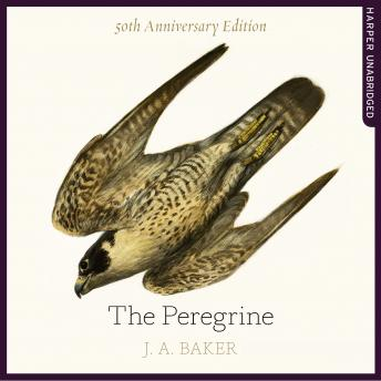 Peregrine: 50th Anniversary Edition: Afterword by Robert Macfarlane, J. A. Baker