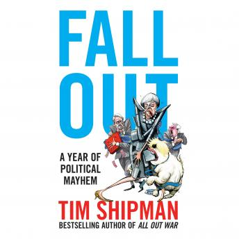 Fall Out: A Year of Political Mayhem sample.