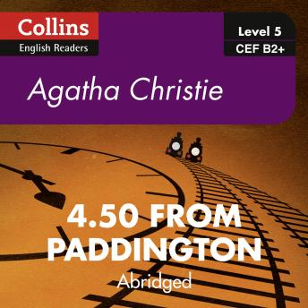 4.50 From Paddington: B2+, Audio book by Agatha Christie