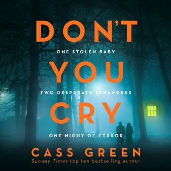 Don't You Cry: The gripping new psychological thriller from the bestselling author of In a Cottage i