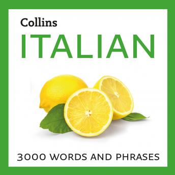 Learn Italian: 3000 essential words and phrases