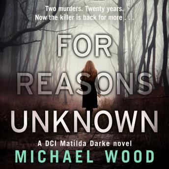 For Reasons Unknown, Michael Wood