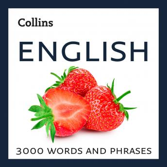 Learn English: 3000 essential words and phrases