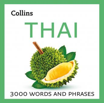 Learn Thai: 3000 essential words and phrases
