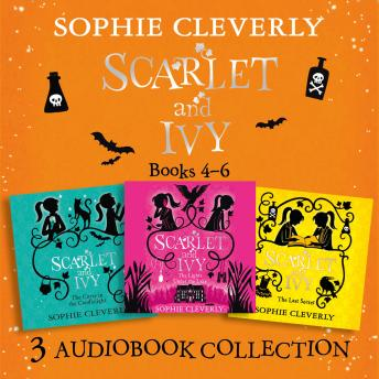 Scarlet and Ivy: Audio Collection Books 4-6: The Lights Under the Lake, The Curse in the Candlelight