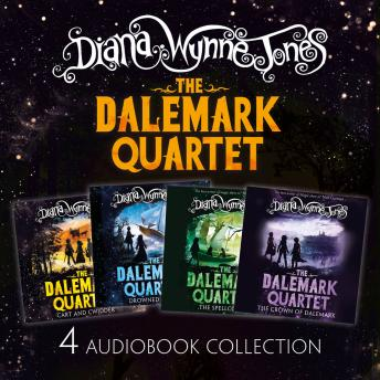 The Dalemark Quartet Audio Collection: Cart and Cwidder, Drowned Ammet, The Spellcoats, The Crown of