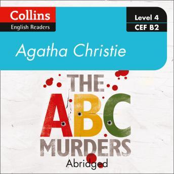 The ABC murders: Level 4 – upper- intermediate (B2)