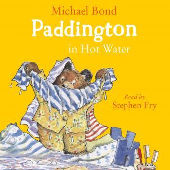 Paddington in Hot Water