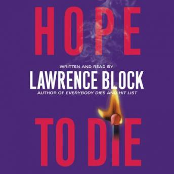 Hope to Die, Lawrence Block