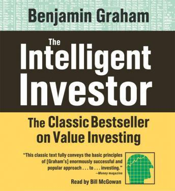 Intelligent Investor, Benjamin Graham