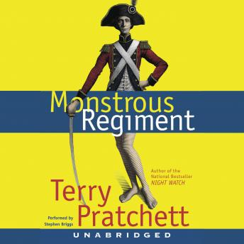 Monstrous Regiment Audiobook Free Download Online
