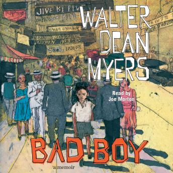 Download Bad Boy: A Memoir by Walter Dean Myers