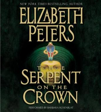 Serpent on the Crown, Elizabeth Peters