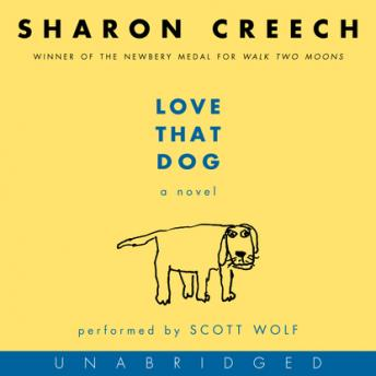 Love That Dog, Sharon Creech