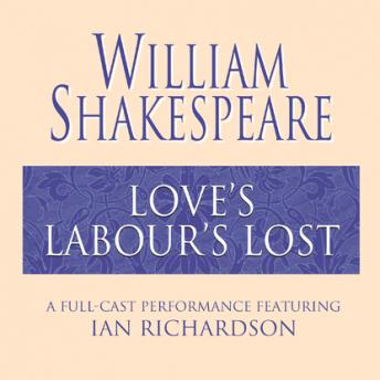 Love's Labour's Lost, William Shakespeare
