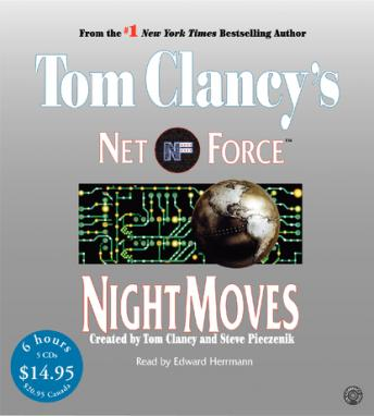 Tom Clancy's Net Force #3: Night Moves Low Price, Partners Netco