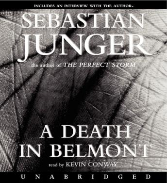 Download Death in Belmont by Sebastian Junger