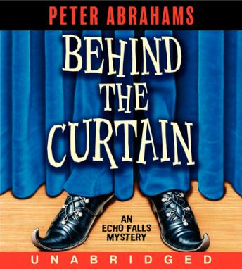 Behind the Curtain: An Empire Falls Mystery sample.