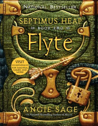 Septimus Heap, Book Two: Flyte