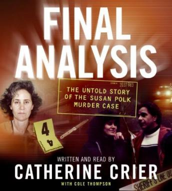 Final Analysis, Catherine Crier