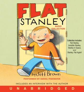 Flat Stanley Audio Collection, Jeff Brown