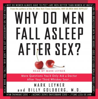 Why Do Men Fall Asleep After Sex, Billy Goldberg, Mark Leyner